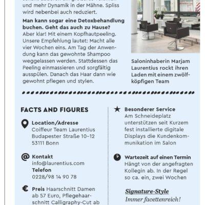 Friseur Bonn - Guidos Salon des Monats - Magazin Seite 2