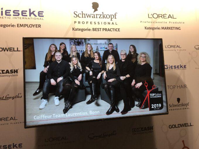 Top Hair Salon Award - Friseur Bonn