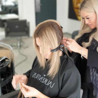 Haarverlängerung - Friseur Bonn