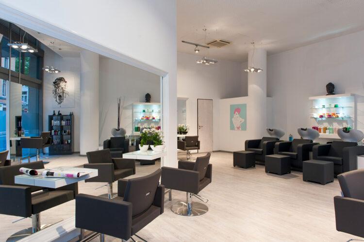 Friseursalon Bonn - Innenansicht