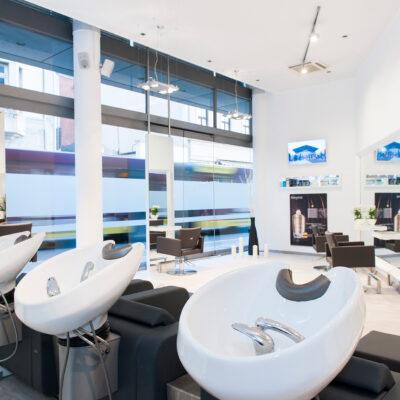 Friseursalon Bonn - Waschplätze