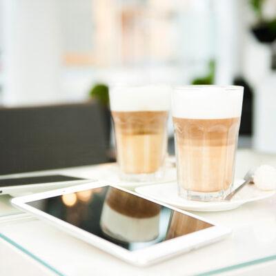 Friseursalon Bonn - Milchkaffee