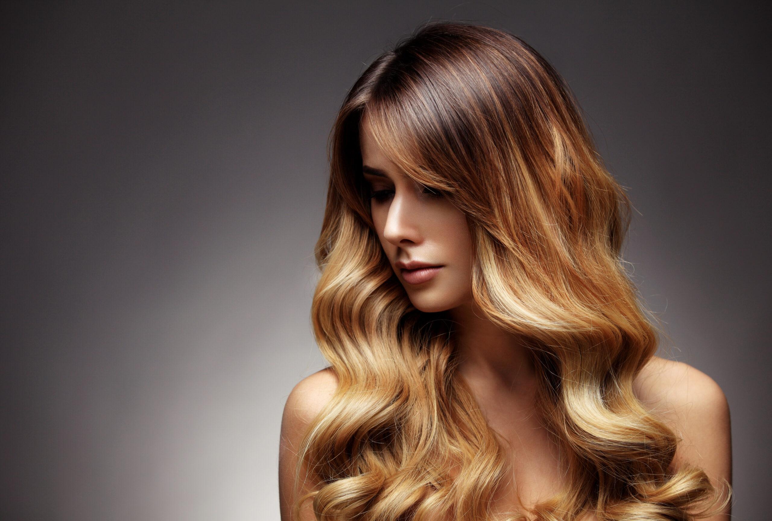 Coloration Friseur Bonn - brunett - blond