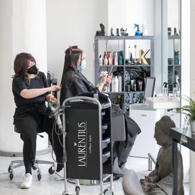 Friseur Bonn - Haare schneiden im Salon